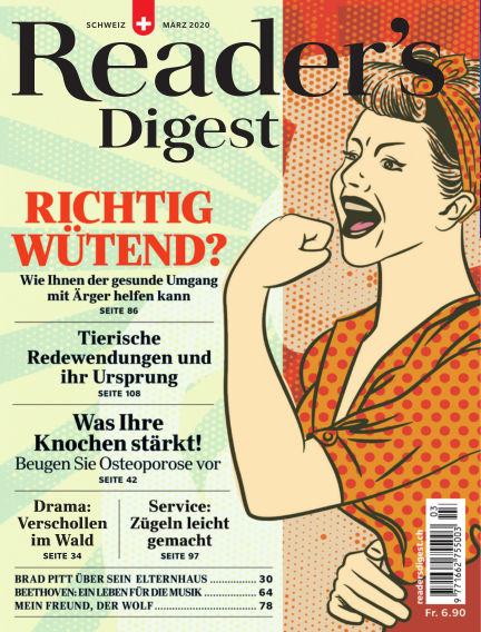 Reader's Digest Schweiz February 24, 2020 00:00