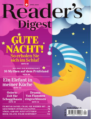 Reader's Digest Schweiz April 2020