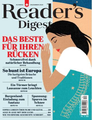 Reader's Digest Schweiz Dezember 2020