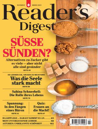 Reader's Digest Schweiz März 2021