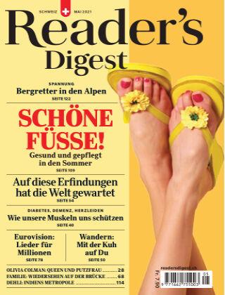 Reader's Digest Schweiz Mai 2021
