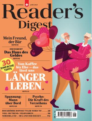 Reader's Digest Schweiz Juni 2021