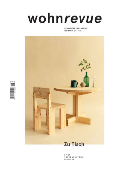 wohnrevue September 01, 2021 00:00