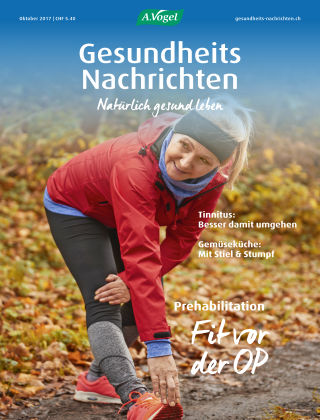 Gesundheits Nachrichten 10-2017