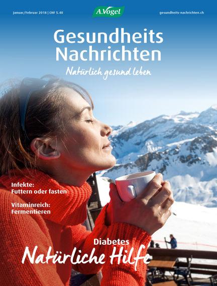 Gesundheits Nachrichten January 12, 2018 00:00