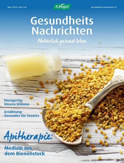 Gesundheits Nachrichten February 24, 2019 00:00