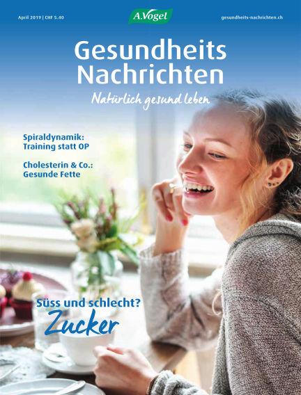 Gesundheits Nachrichten March 24, 2019 00:00