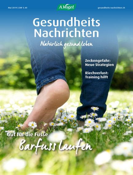 Gesundheits Nachrichten May 01, 2019 00:00