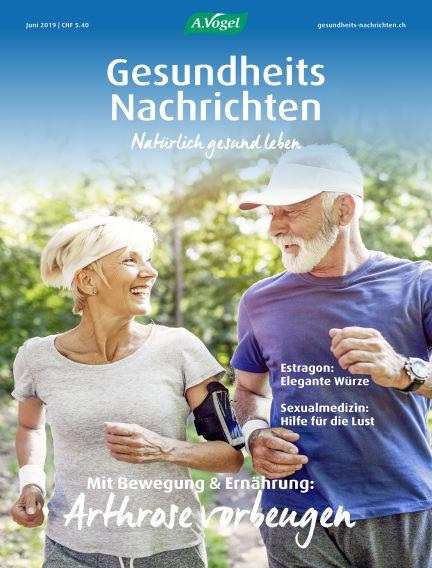 Gesundheits Nachrichten May 27, 2019 00:00