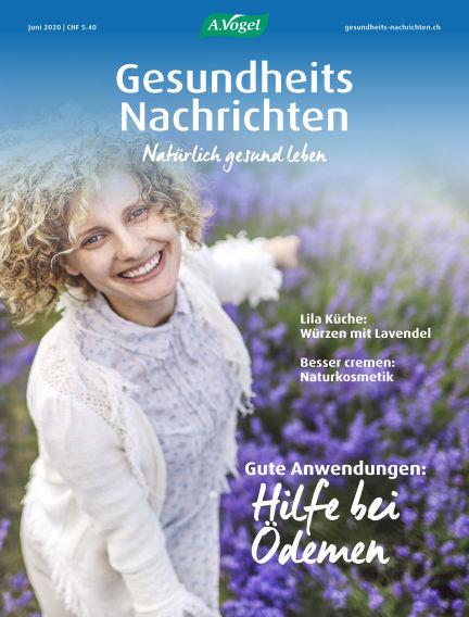 Gesundheits Nachrichten May 26, 2020 00:00