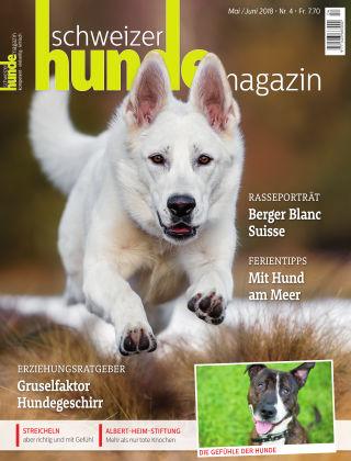 Schweizer Hunde Magazin 4/18