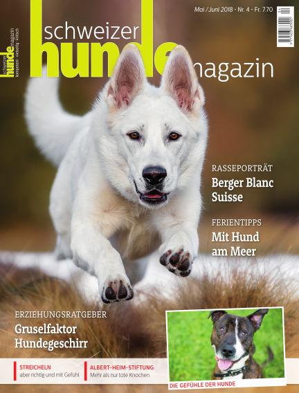 Schweizer Hunde Magazin May 11, 2018 00:00