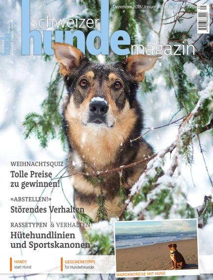 Schweizer Hunde Magazin December 06, 2018 00:00