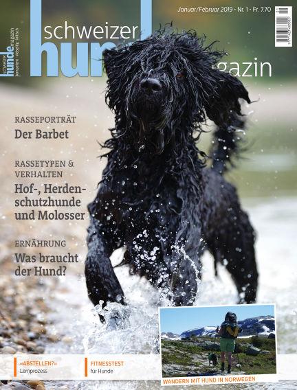 Schweizer Hunde Magazin January 03, 2019 00:00