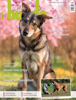 Schweizer Hunde Magazin 3/19