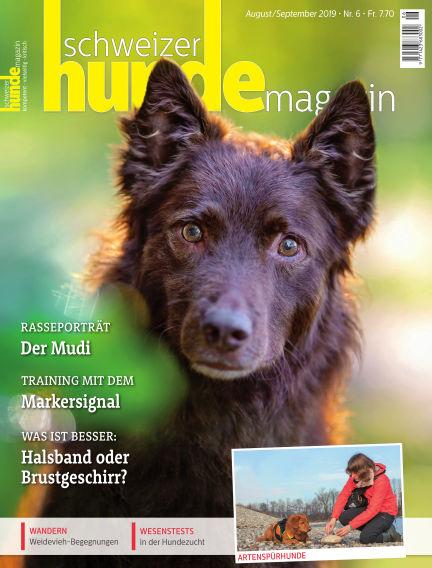 Schweizer Hunde Magazin August 02, 2019 00:00