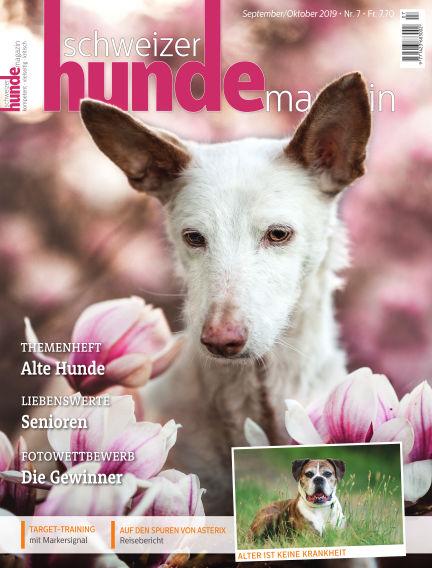 Schweizer Hunde Magazin September 12, 2019 00:00