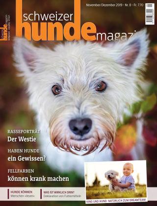 Schweizer Hunde Magazin 8/19