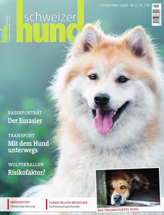 Schweizer Hunde Magazin 2/20