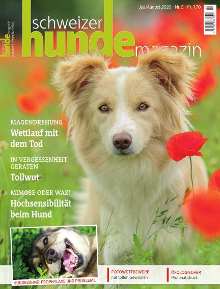 Schweizer Hunde Magazin June 18, 2020 00:00