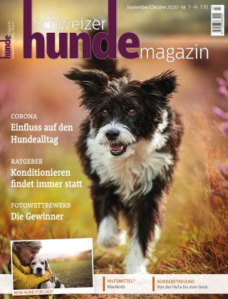 Schweizer Hunde Magazin 7/20