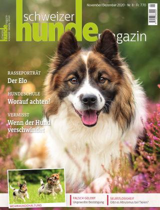 Schweizer Hunde Magazin 8/20