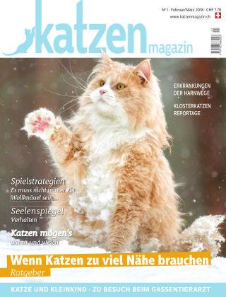 Katzen Magazin 1/18