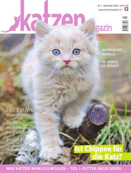 Katzen Magazin March 22, 2018 00:00