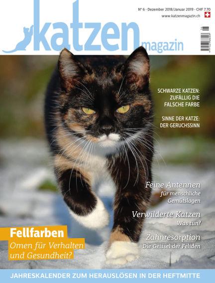 Katzen Magazin November 15, 2018 00:00