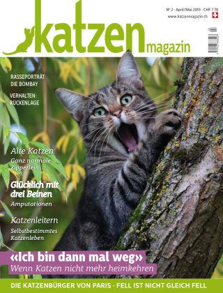 Katzen Magazin 2/19