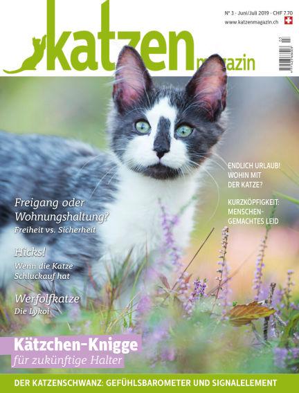 Katzen Magazin May 16, 2019 00:00
