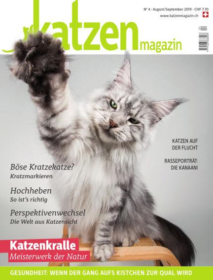 Katzen Magazin July 18, 2019 00:00