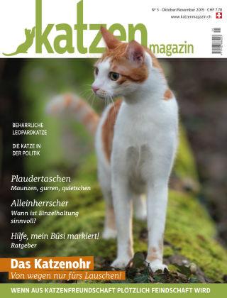 Katzen Magazin 5/19