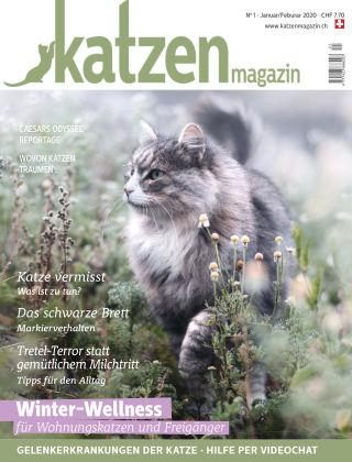 Katzen Magazin 1/20