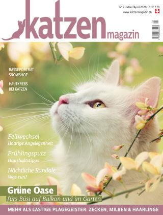 Katzen Magazin 2/20