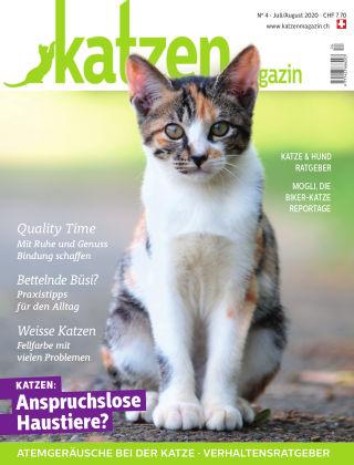 Katzen Magazin 4/20