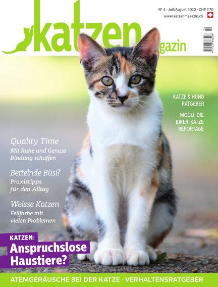 Katzen Magazin July 16, 2020 00:00