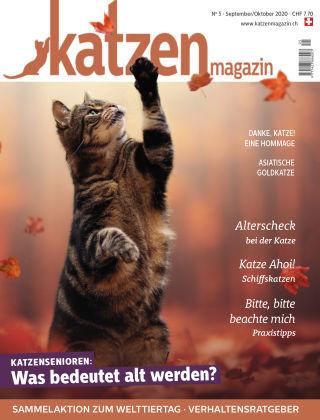 Katzen Magazin 5/20