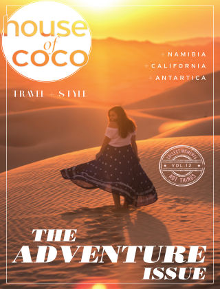 House of Coco The Adventure Issue