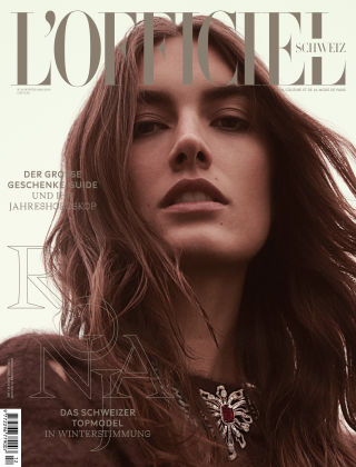 L'Officiel Schweiz  N°42 Winter 18/19
