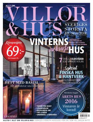 Allt om villor & hus 2016-12-07