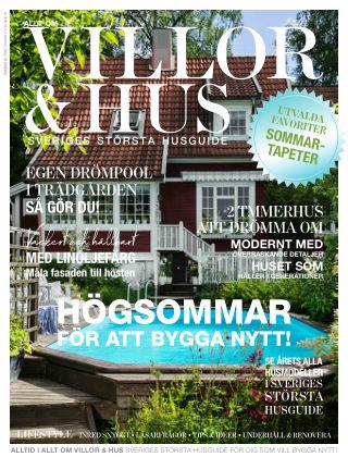 Allt om villor & hus 2019-08-01