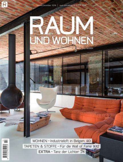 Raum und Wohnen October 18, 2018 00:00