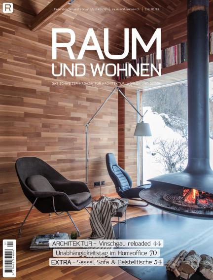 Raum und Wohnen January 28, 2019 00:00