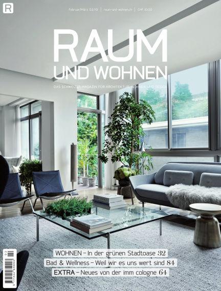Raum und Wohnen February 14, 2019 00:00