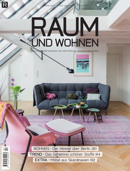 Raum und Wohnen April 18, 2019 00:00