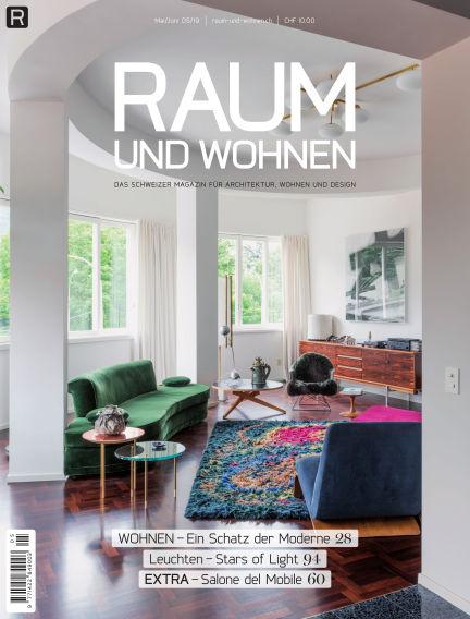 Raum und Wohnen May 16, 2019 00:00