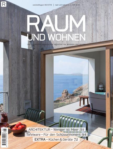 Raum und Wohnen June 19, 2019 00:00