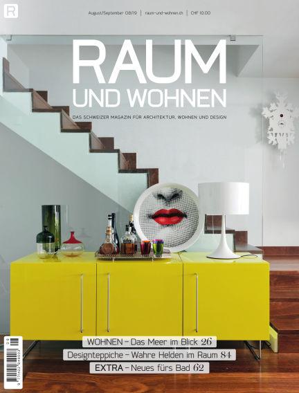 Raum und Wohnen August 22, 2019 00:00
