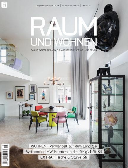 Raum und Wohnen September 19, 2019 00:00
